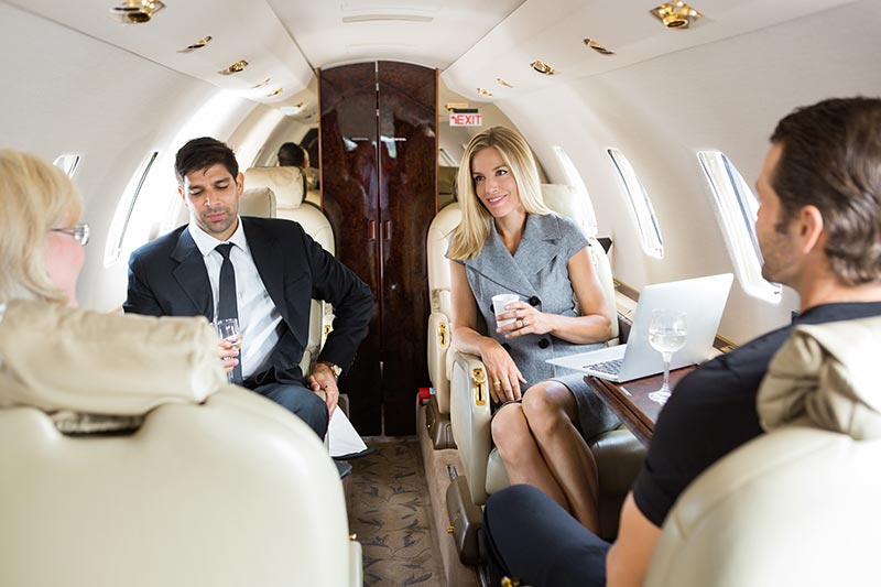 Business Jet Charters Seattle