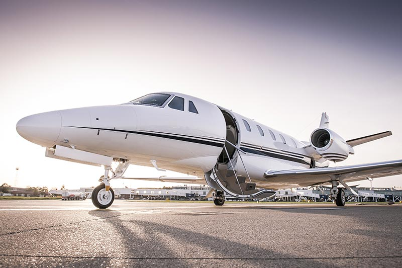 Executive Jet Charters in Seattle