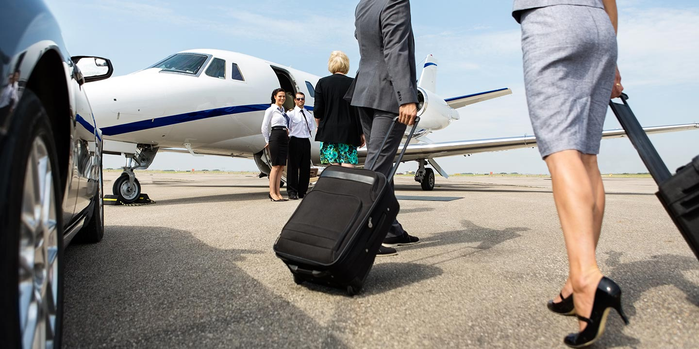 Seattle Private Jet Charters