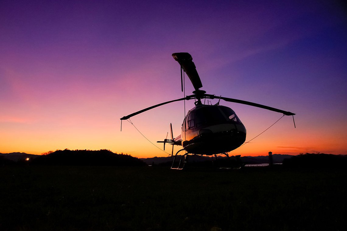 Specialty Helicopter Charters Maple Falls