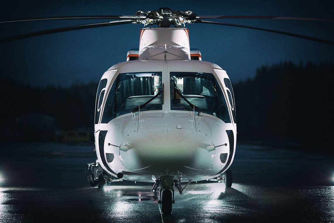 Business Helicopter Charters Doty